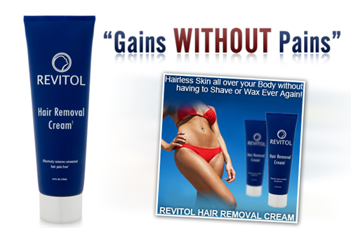 Revitol Hair Removal Cream'