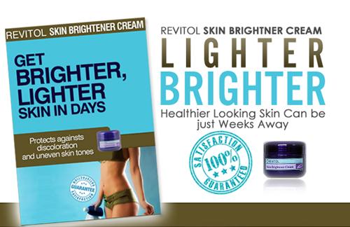Revitol Skin Brightener Cream'