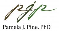 Pamela J. Pine, PhD Logo