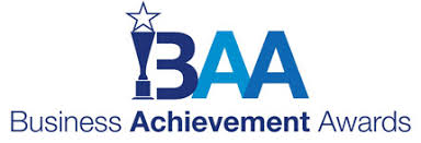 Company Logo For Business Achievement Awards'