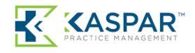 Company Logo For KASPAR Practice Management'