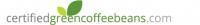 Certified Green Coffee Beans Logo