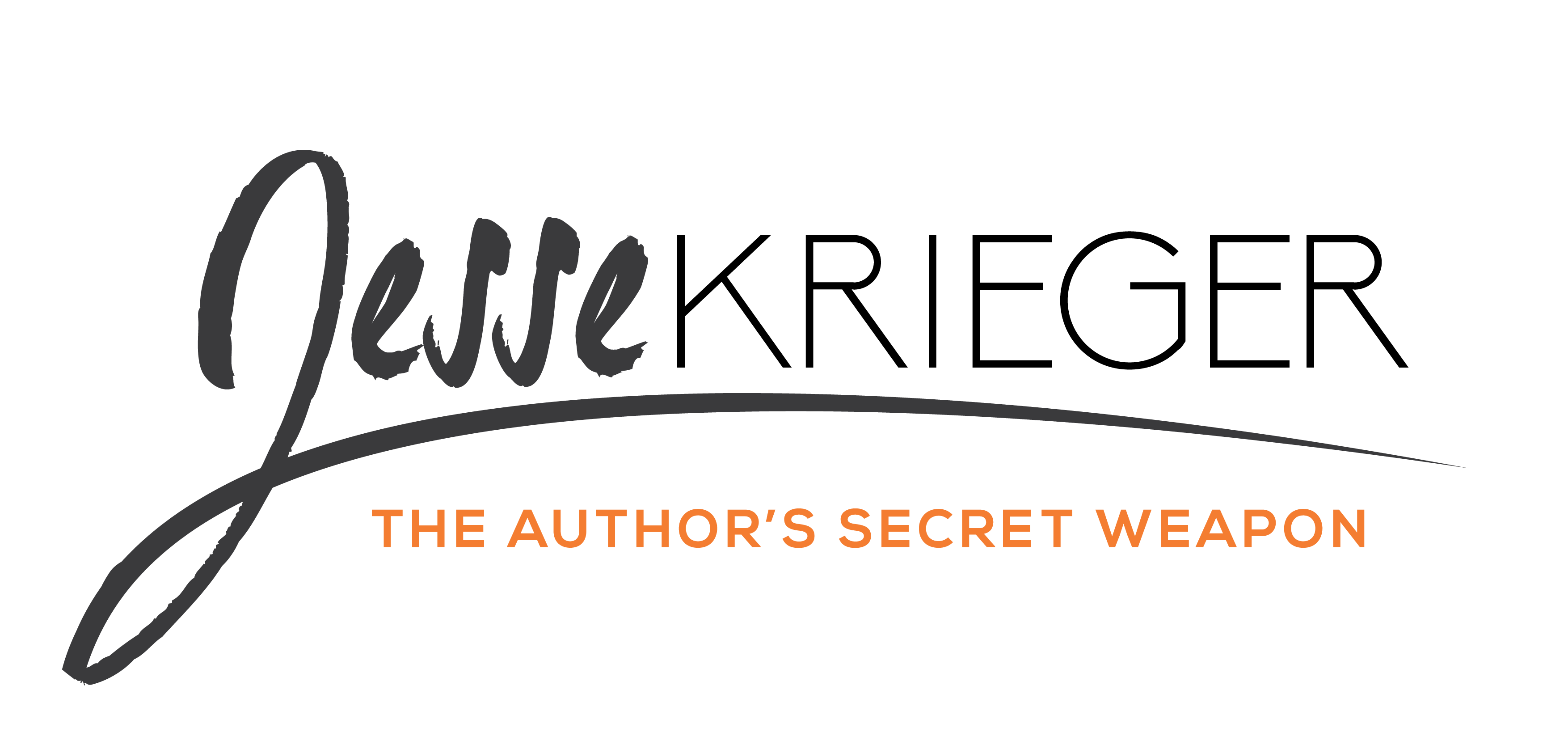 Jesse Krieger - The Author's Secret Weapon