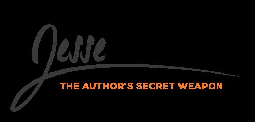Jesse Krieger - The Author's Secret Weapon'