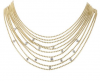 Cartier Draperie de Decolette 18K Yellow and White Gold'
