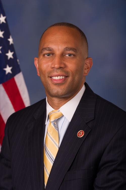 Congressman Hakeem Jeffries'