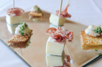 Corporate Entertaining Italian menus