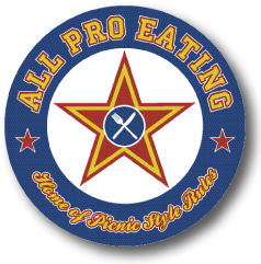 All Pro Eating Logo