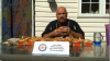 World Arby's Venison Sandwich Eating Record Attempt'
