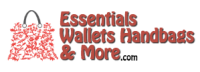 EssentialsWalletsHandbagsAndMore.com Logo