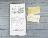 Nesting Project Launches Personalized Tea Towel Site