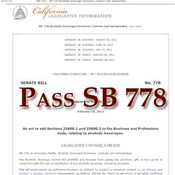 Pass SB 778'