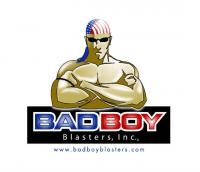 BADBOY Blasters, Inc. Logo