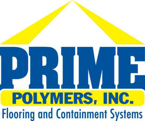 Logo for Prime Polymers, Inc.'