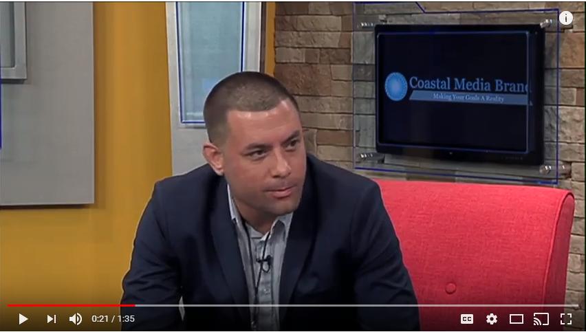 Justin Malonson CEO of Coastal Media Brand
