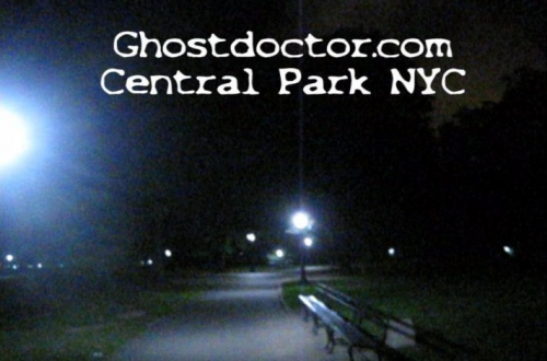 Ghost Doctors -- Central Park NYC'