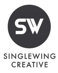 Single Wing Creative Logo