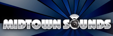 Logo for midtownsounds.com'