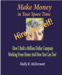 Make Money in your Spare Time Cover