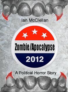 A Political Horror Story Cover'
