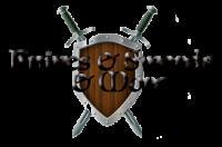 KnivesAndSwordsAndMore.com Logo