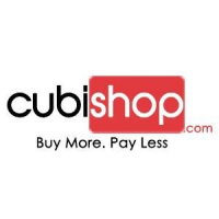 Cubishop- Buy More Pay Less Logo