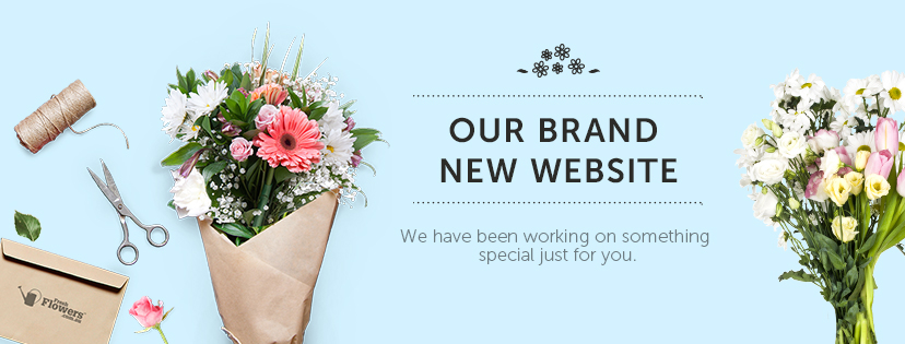 Fresh Flowers Launches New Online Store