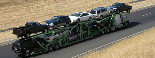 Dependable Auto Shippers'