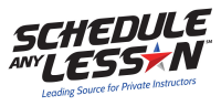 Schedule Any Lesson Logo