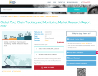 Global Cold Chain Tracking and Monitoring Market Research