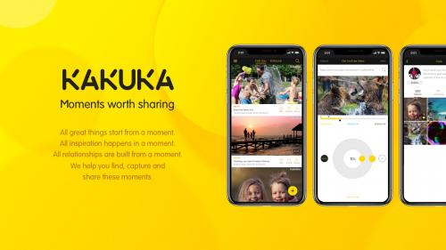 KAKUKA Launches Revolutionary Video Sharing App'