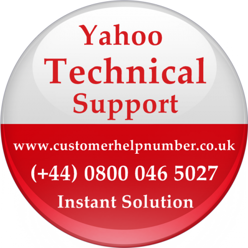 Dial Yahoo Contact Number UK For Instant Help'