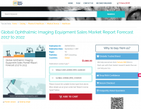 Global Ophthalmic Imaging Equipment Sales Market Report