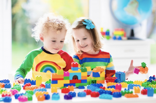 Giggle Drop-In Childcare of Greenville'