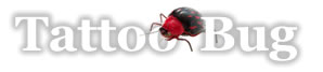 Logo for Tattoo Bug India'