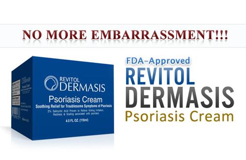 Revitol Dermasis Psoriasis Cream'