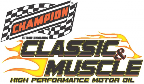Champion Classic & Muscle Motor Oil'