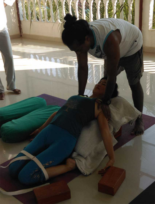 500 Hours Yoga Teacher Training in India'