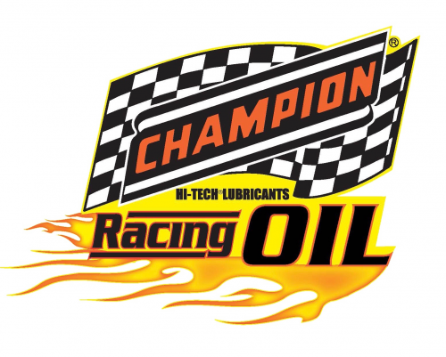 Champion Racing Oil'
