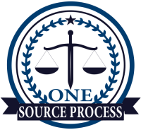 One Source Process provides the professional embassy services Logo