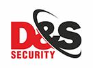 D & S Security Logo