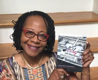 Dr. Jenice loves my book!