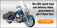 Heritage Motorcycle Shipping