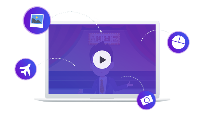 Animiz Offers an Animated Video Presentation Creator