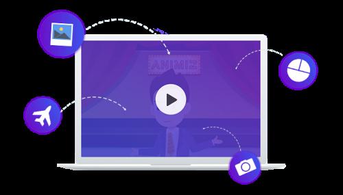 Animiz Offers an Animated Video Presentation Creator'