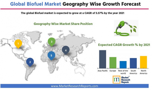 Global Biofuel Market Research Report 2021'