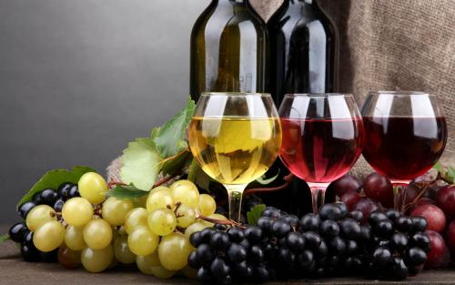 Wine Market'
