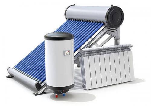 Solar Water Heater Market'