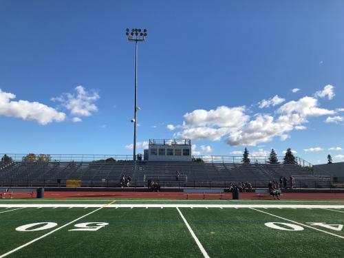 Amador Valley High School Stadium Turns On with Powersoft'
