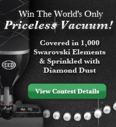 Pricless Vacuum Contest Go Vacuum'